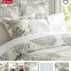 Other - Pottery Ban Duvet Cover for King Size Bed